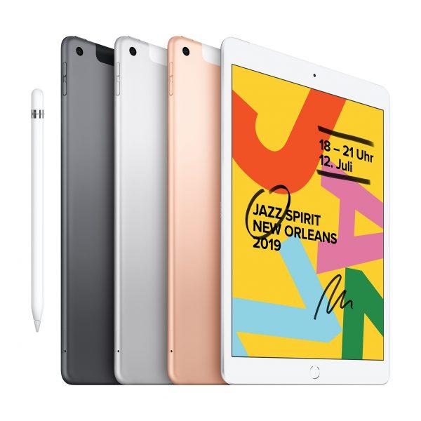 iPad Familie